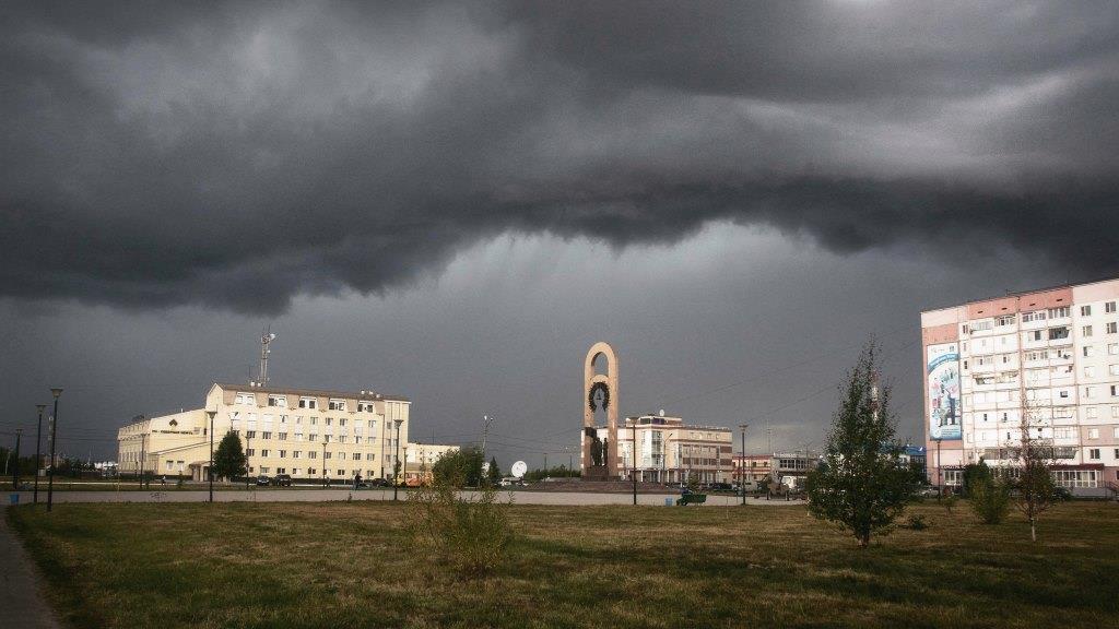 Усинск готовится к майской грозе - Усинск Онлайн