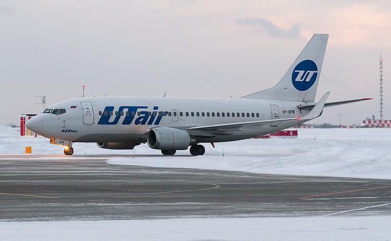 UTair отменил рейс в Москву из-за отсутствия жидкости от ...