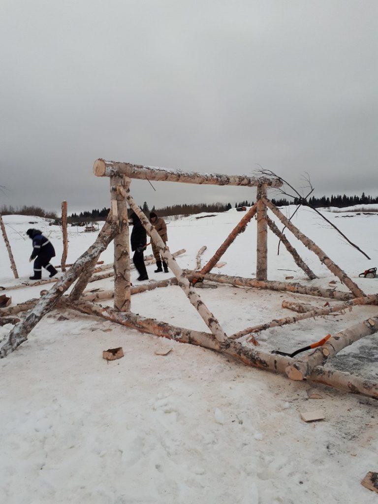 Фотоотчёт: как доставали Ланд Крузер - Усинск Онлайн