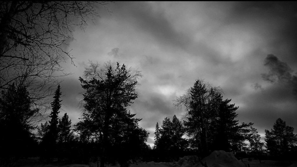 Погода в Усинске: метели сменят морозы - Усинск Онлайн