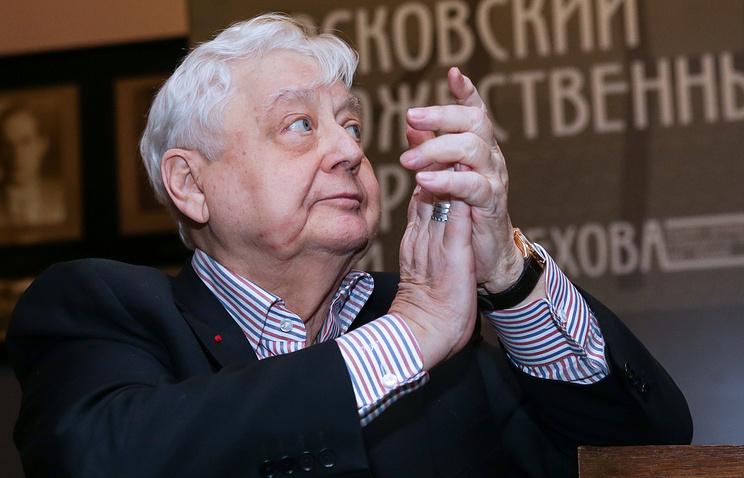 Народный артист СССР Олег Табаков скончался в 82 года ...