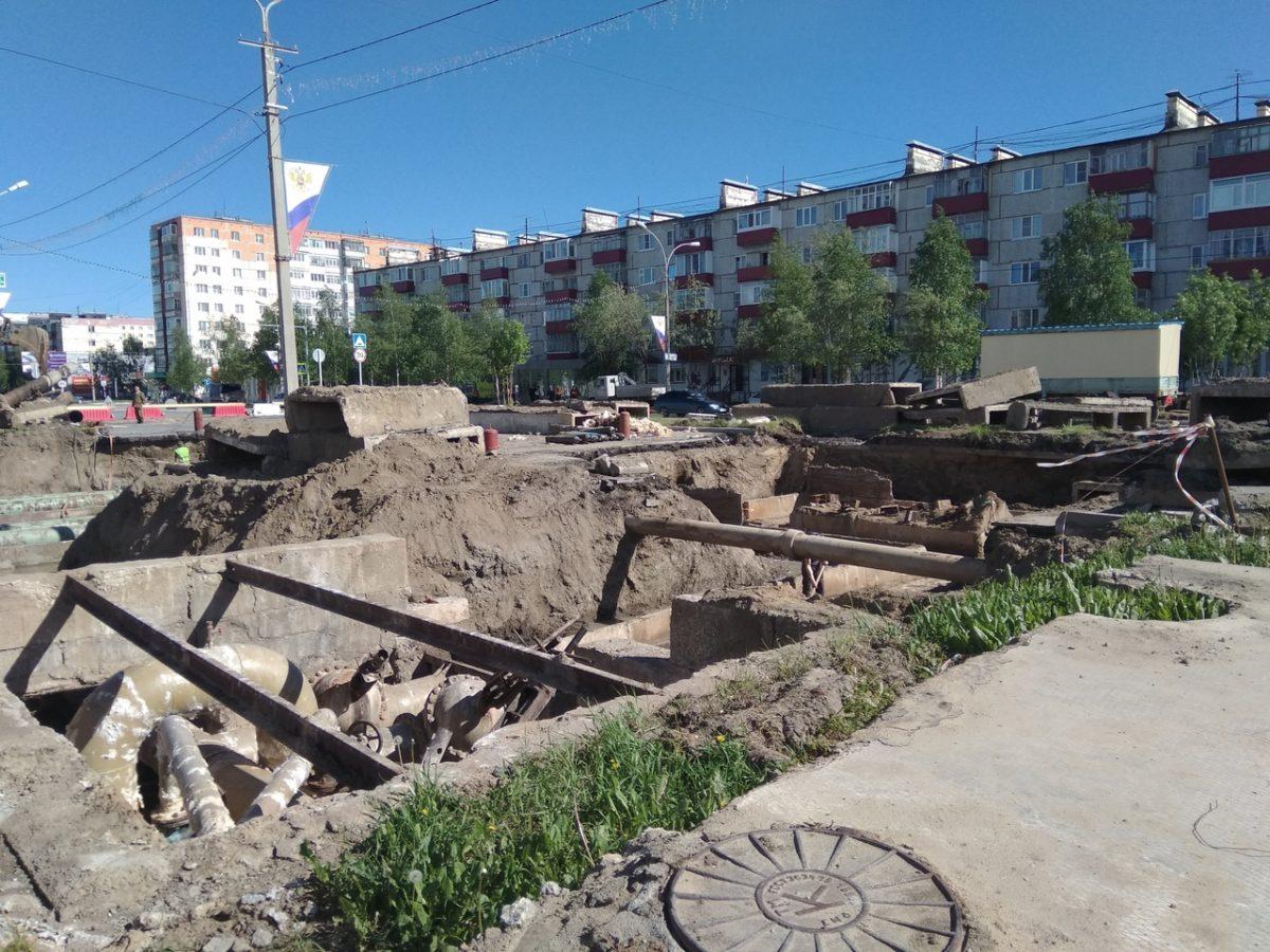 Новый список домов, где не будет горячей воды - Усинск Онлайн