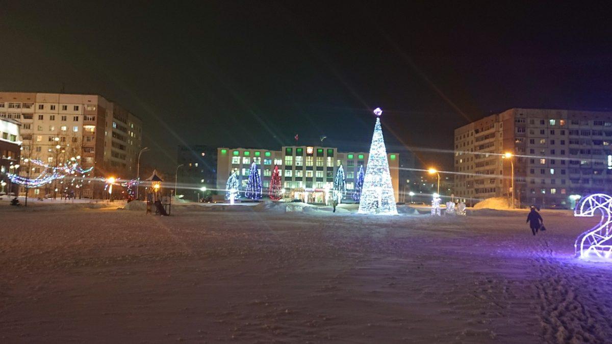 Любите ли вы Усинск зимой больше, чем летом? - Усинск Онлайн