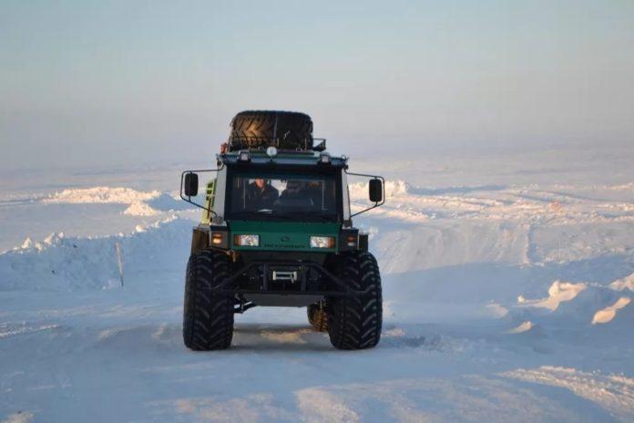 На зимнике вновь ввели ограничения - Усинск Онлайн