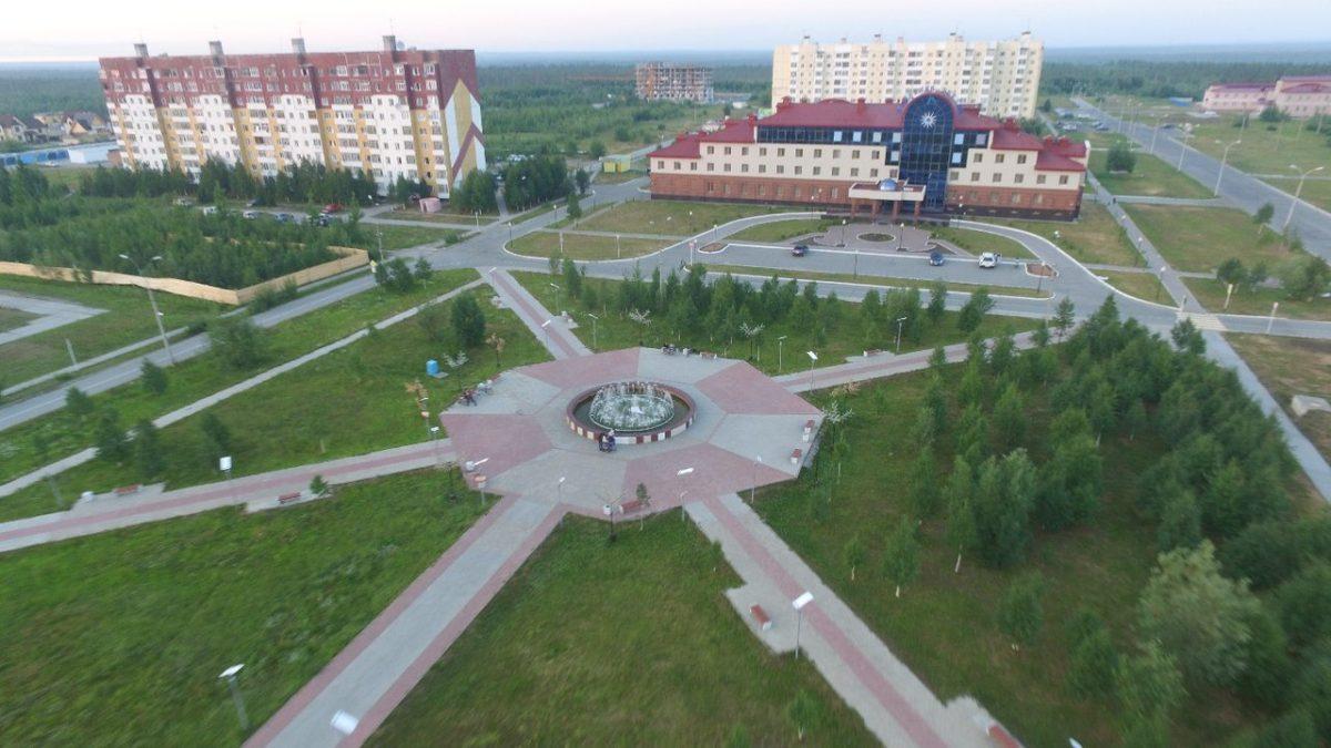 Усинск всё ещё под властью жары и грозы - Усинск Онлайн