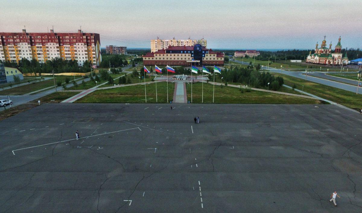 За 20 прогреется воздух в Усинске - Усинск Онлайн