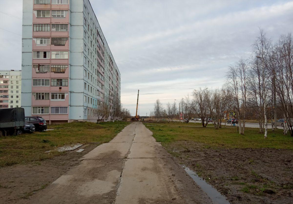 В Усинске переменчивая погода - Усинск Онлайн