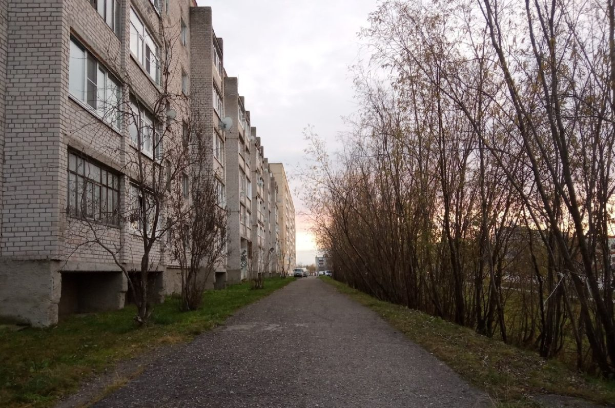 Усинцев предупреждают о сильном ветре - Усинск Онлайн