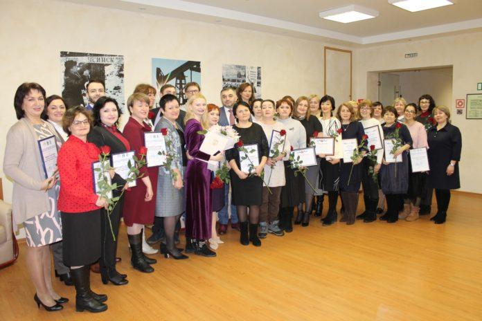 Сотрудникам сферы культуры Усинска вручили отраслевые награды