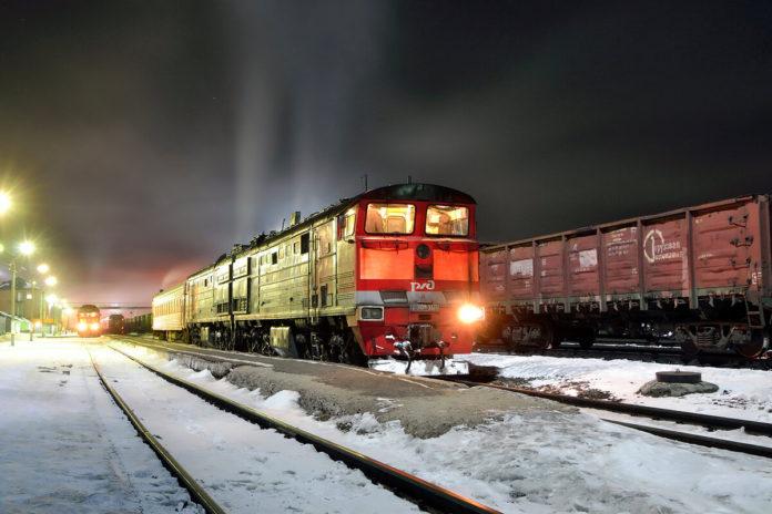 Усинск, декабрь, оттепель - Усинск Онлайн