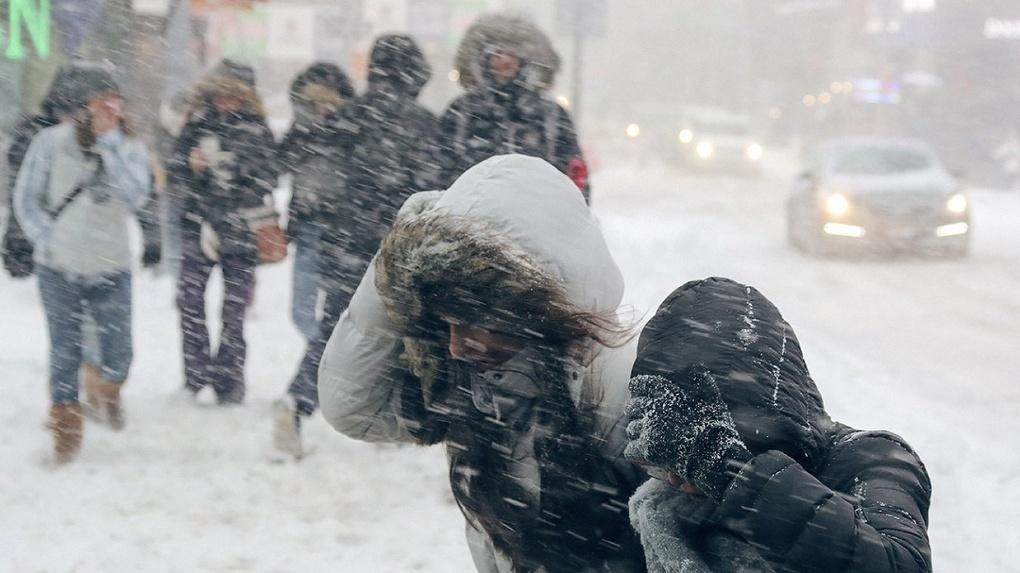 Усинск, не забывай про штормовое - Усинск Онлайн