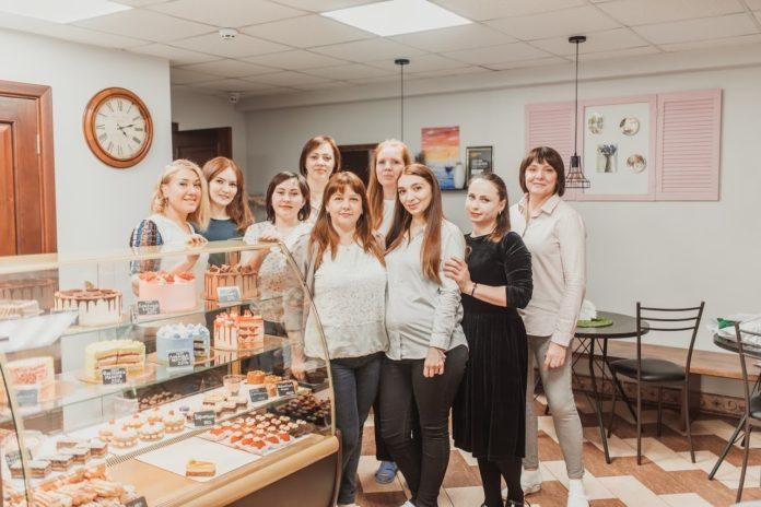 команда Усинск любимая кондитерская Анна Козина