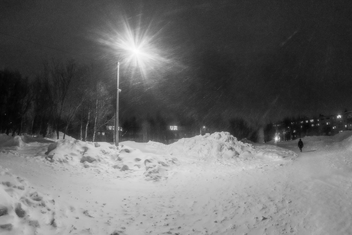 В Усинске объявили штормовое предупреждение - Усинск Онлайн