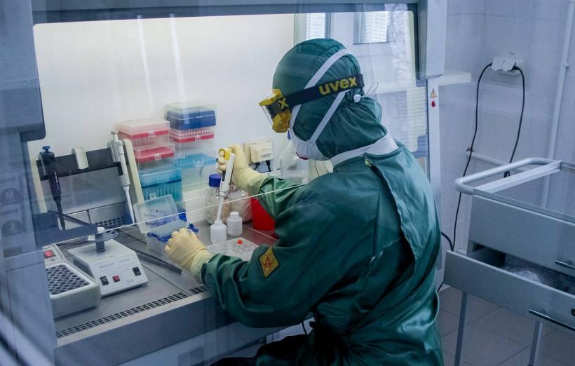 В Усинске всем желающим начнут делать тесты на коронавирус ...