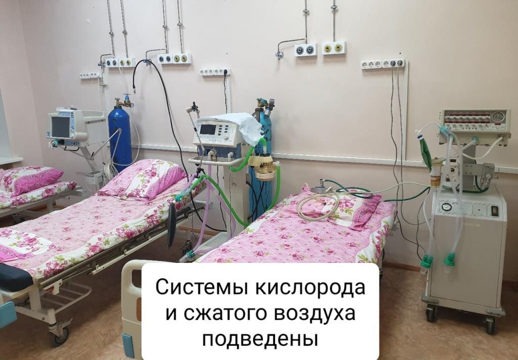 Усинская ЦРБ: Что сделано за неделю - Усинск Онлайн