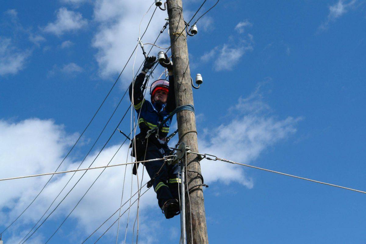 Север Усинска остался без электричества - Усинск Онлайн
